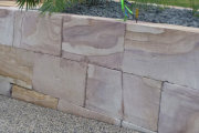 Sandstone Retaining Wall A Grade Blocks
